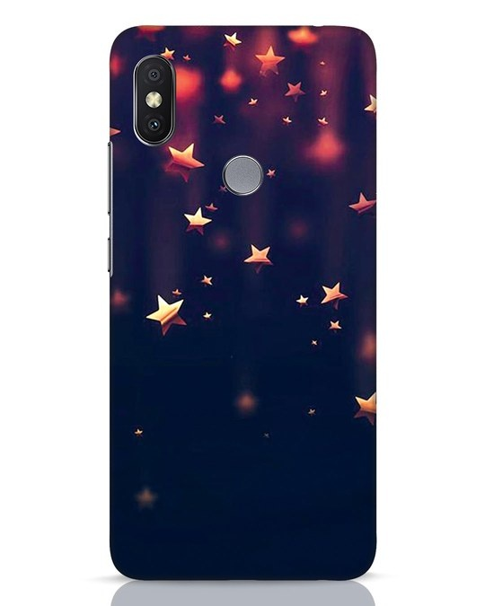 Shop Starry Xiaomi Redmi Y2 Mobile Cover-Front