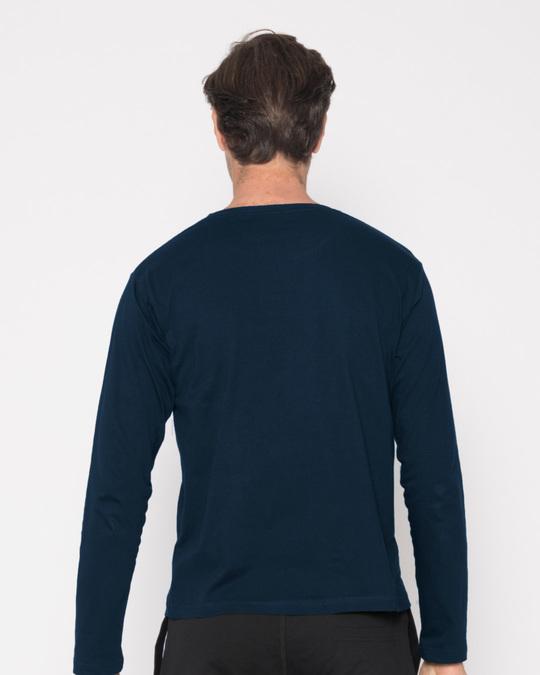 Shop Start Doing Full Sleeve T-Shirt-Full