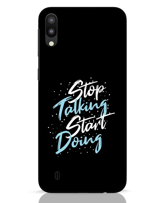 Shop Start Doing Samsung Galaxy M10 Mobile Cover-Front