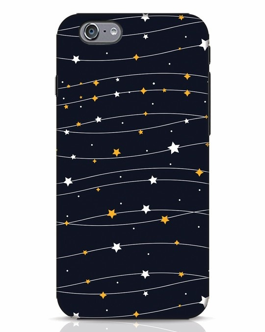 Shop Stary iPhone 6 Mobile Cover-Front