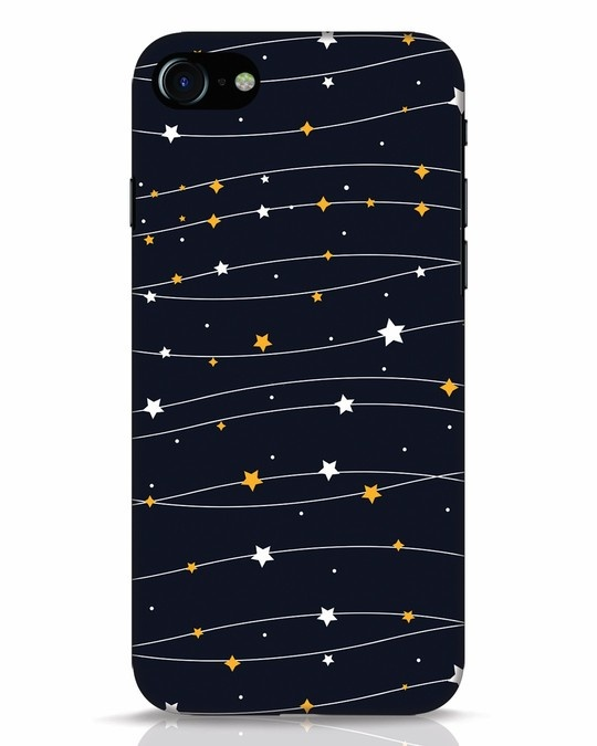 Shop Stary iPhone 8 Mobile Cover-Front