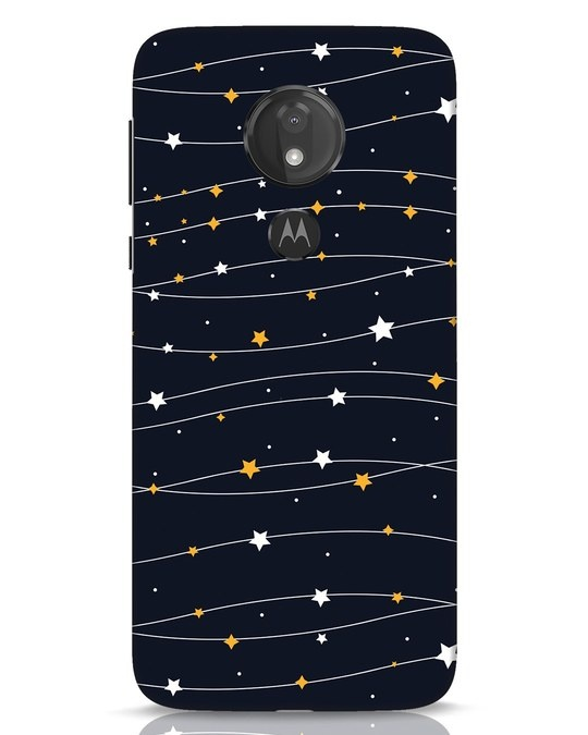 Shop Stary Moto G7 Power Mobile Cover-Front