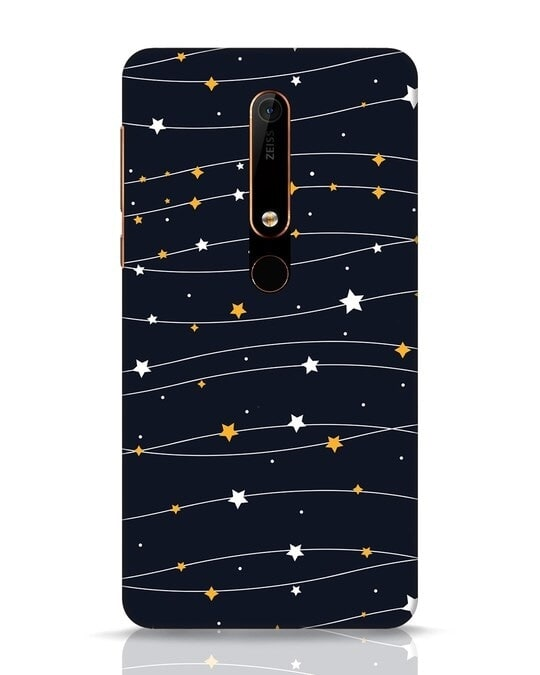 Shop Stary Nokia 6.1 Mobile Cover-Front