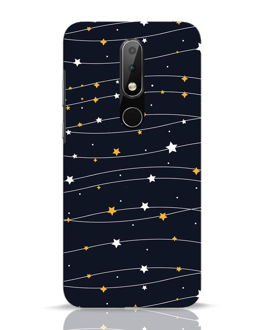Shop Stary Nokia 6.1 Plus Mobile Cover-Front