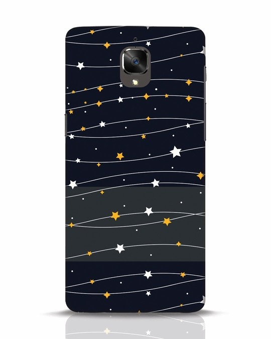 Shop Stary OnePlus 3 Mobile Cover-Front