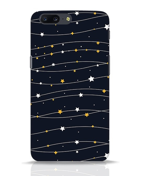 Shop Stary OnePlus 5 Mobile Cover-Front