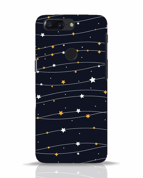 Shop Stary OnePlus 5T Mobile Cover-Front