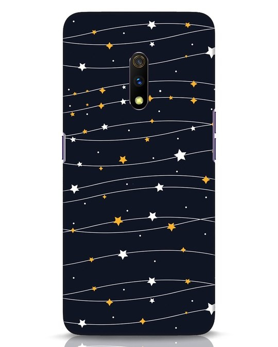 Shop Stary Realme X Mobile Cover-Front