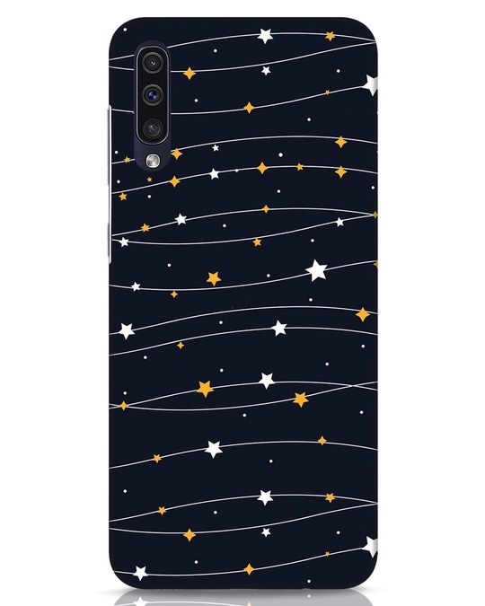 Shop Stary Samsung Galaxy A50 Mobile Cover-Front