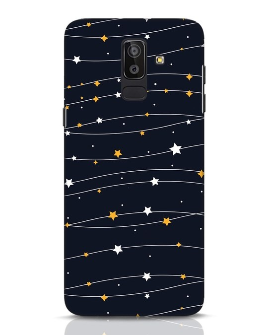 Shop Stary Samsung Galaxy J8 Mobile Cover-Front