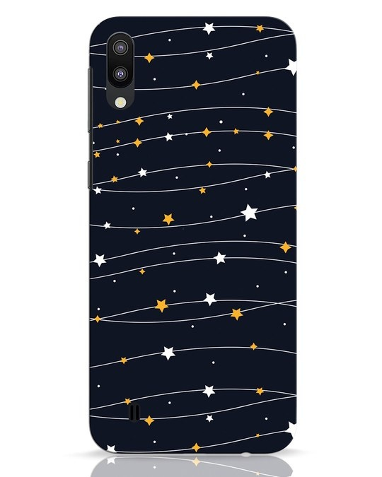 Shop Stary Samsung Galaxy M10 Mobile Cover-Front