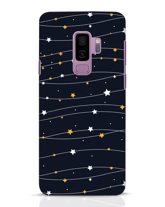 Shop Stary Samsung Galaxy S9 Plus Mobile Cover-Front