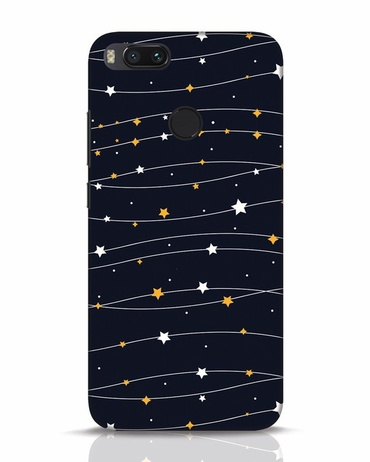 Shop Stary Xiaomi Mi A1 Mobile Cover-Front