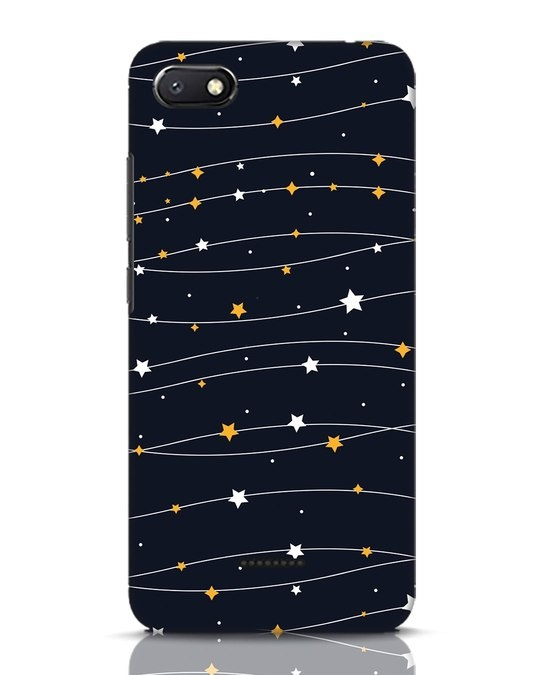 Shop Stary Xiaomi Redmi 6A Mobile Cover-Front