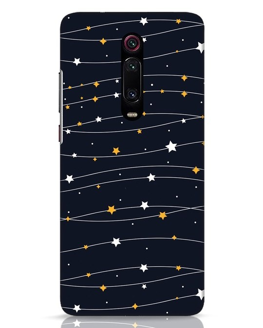 Shop Stary Xiaomi Redmi K20 Pro Mobile Cover-Front
