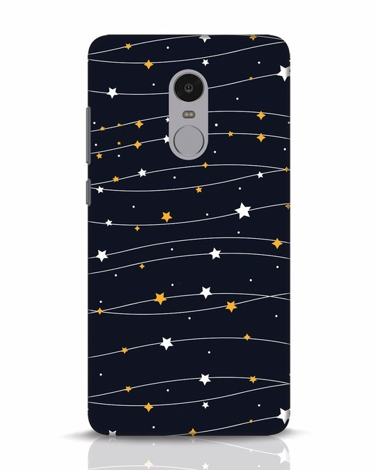 Shop Stary Xiaomi Redmi Note 4 Mobile Cover-Front