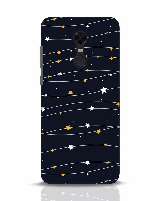 Shop Stary Xiaomi Redmi Note 5 Mobile Cover-Front