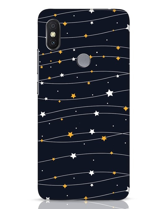 Shop Stary Xiaomi Redmi Y2 Mobile Cover-Front