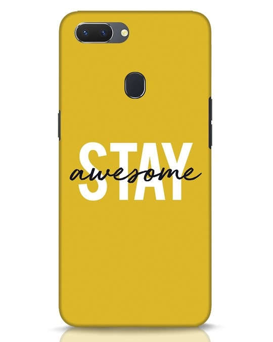 Shop Stay Awesome Realme 2 Mobile Cover-Front