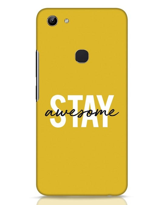 Shop Stay Awesome Vivo Y81 Mobile Cover-Front