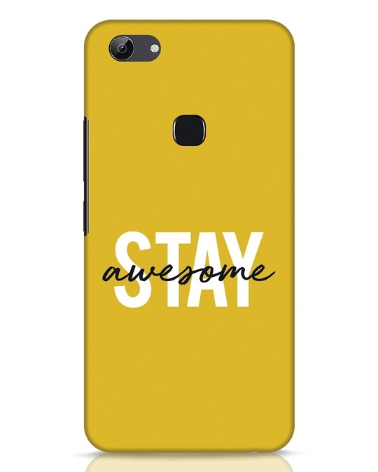 Shop Stay Awesome Vivo Y83 Mobile Cover-Front