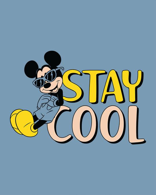 Shop Stay Cool Mickey Boyfriend T-Shirt (DL)