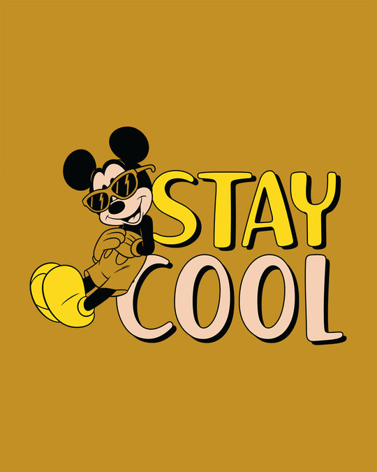 Shop Stay Cool Mickey Sweatshirt (DL)