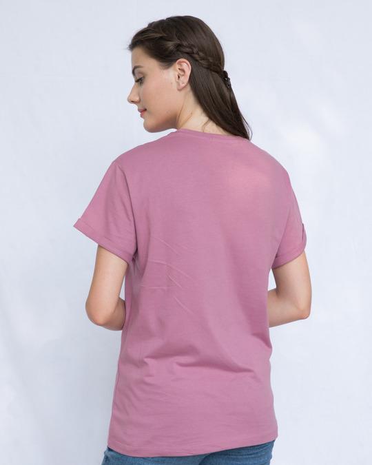 Shop Stay Cozy Boyfriend T-Shirt-Back