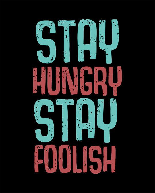 Shop Stay Foolish Full Sleeve T-Shirt
