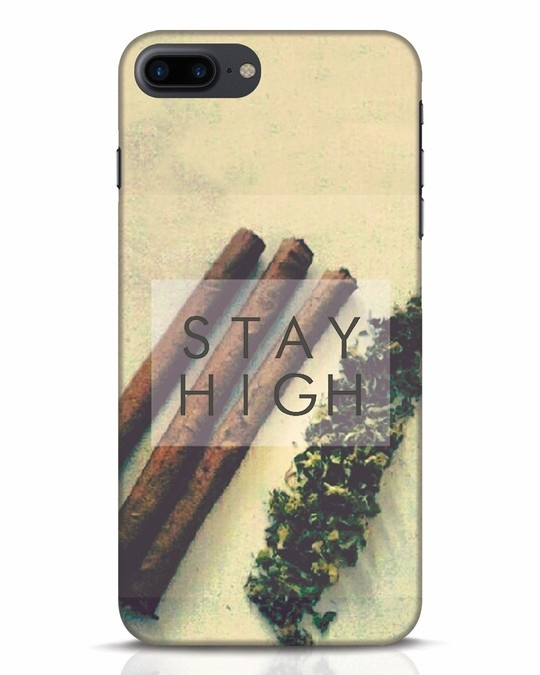 Shop Stay High iPhone 7 Plus Mobile Cover-Front