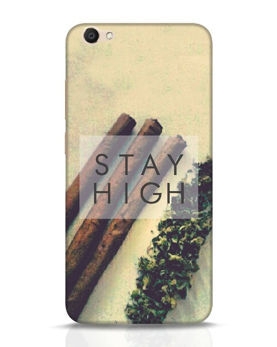 Shop Stay High Vivo V5 Mobile Cover-Front