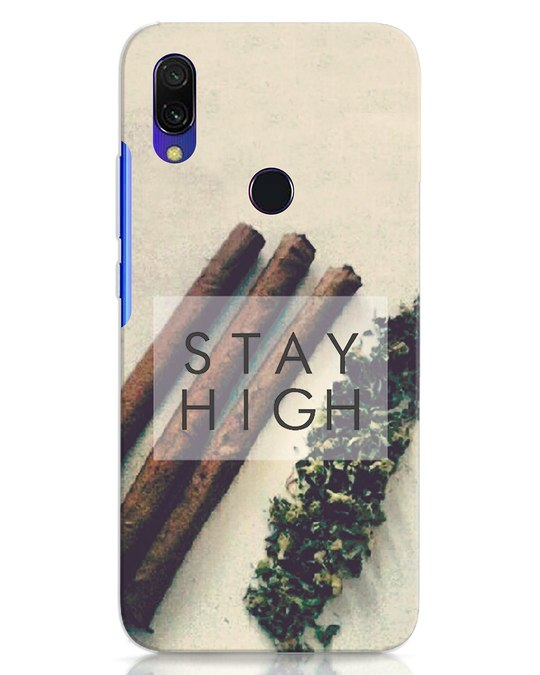 Shop Stay High Xiaomi Redmi Y3 Mobile Cover-Front