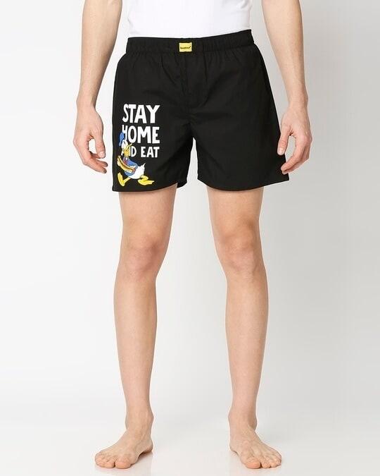 Shop Stay Home Boxer (DL)-Back