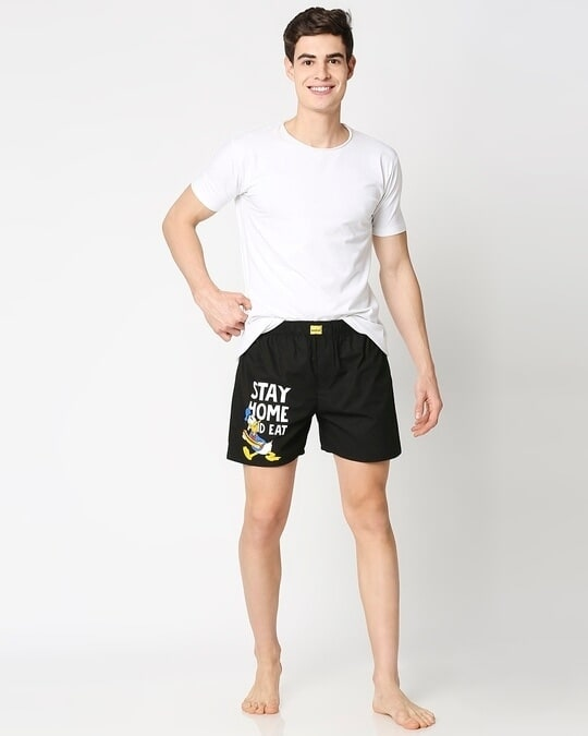 Shop Stay Home Boxer (DL)