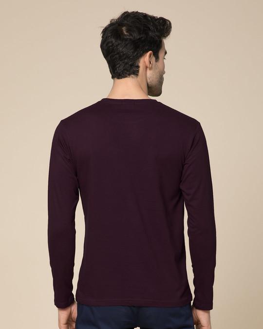 Shop Stay Sanskari Full Sleeve T-Shirt-Full