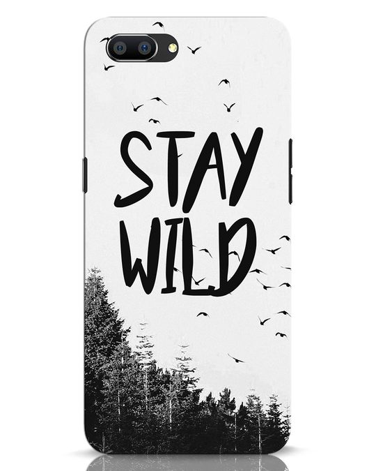 Shop Stay Wild Realme C1 Mobile Cover-Front