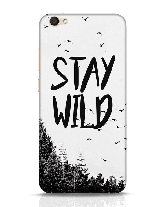 Shop Stay Wild Vivo V5 Mobile Cover-Front