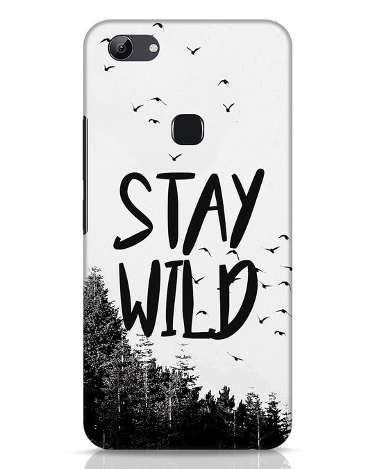 Shop Stay Wild Vivo Y83 Mobile Cover-Front