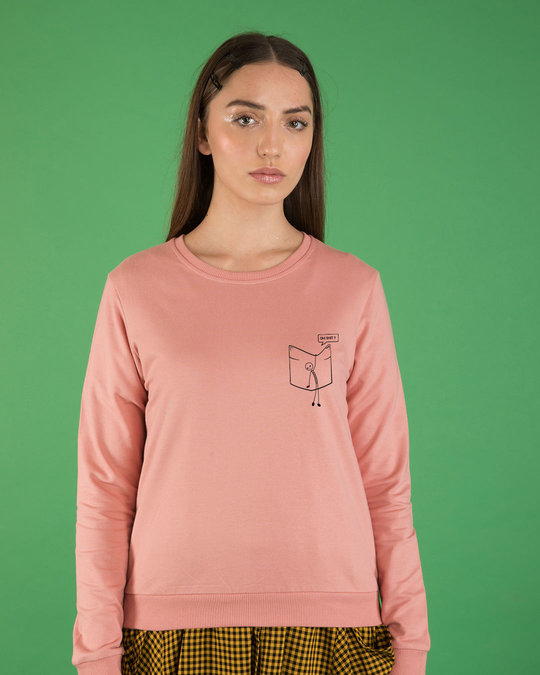 Shop Stick Figure Sweatshirt-Back