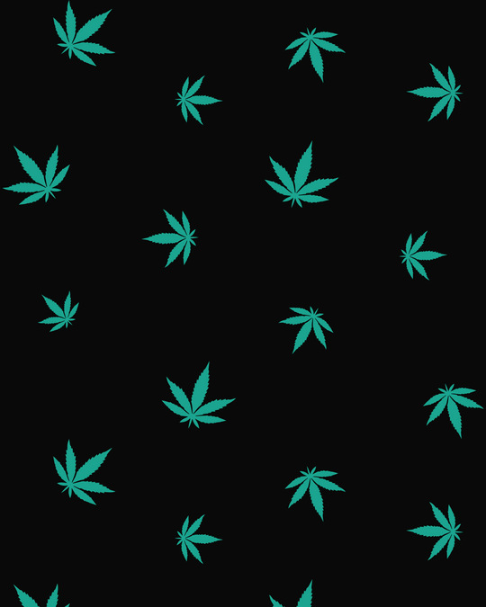 Shop Stoners Delight All Over Printed Pyjama