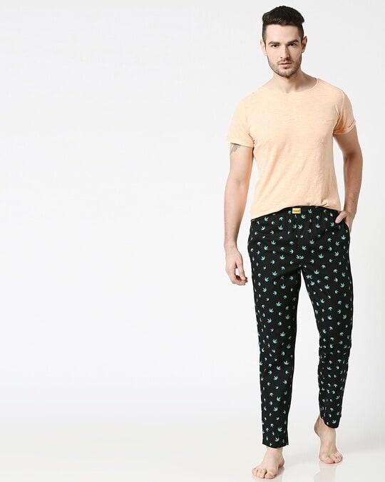Shop Stoners Delight All Over Printed Pyjama