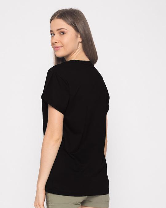 Shop Stop Thinking Boyfriend T-Shirt-Full