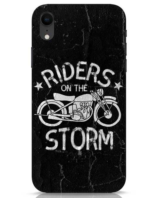 Shop Storm Rider iPhone XR Mobile Cover-Front