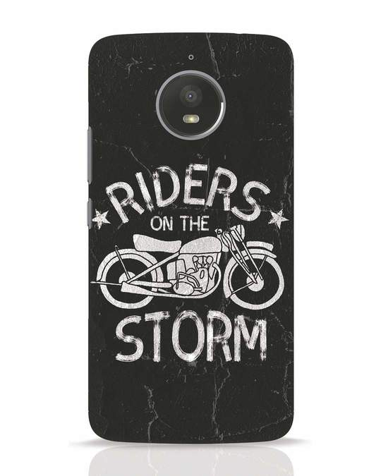 Shop Storm Rider Moto E4 Plus Mobile Cover-Front