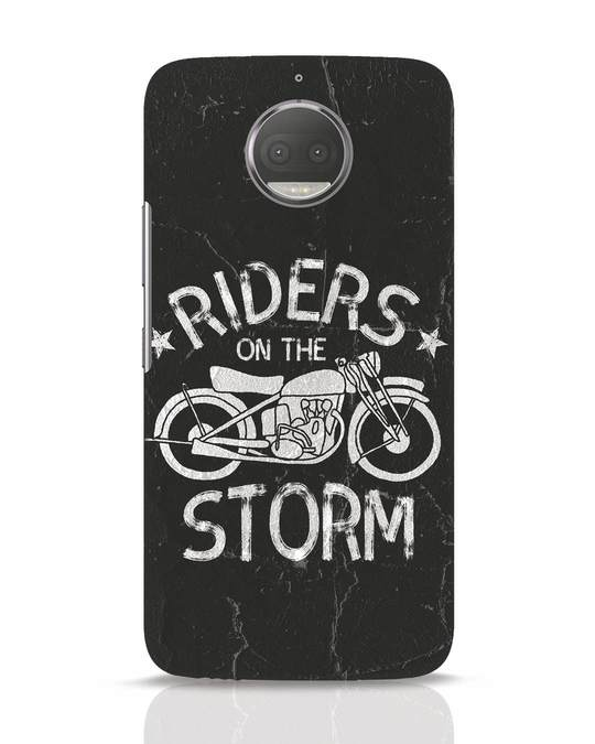 Shop Storm Rider Moto G5s Plus Mobile Cover-Front