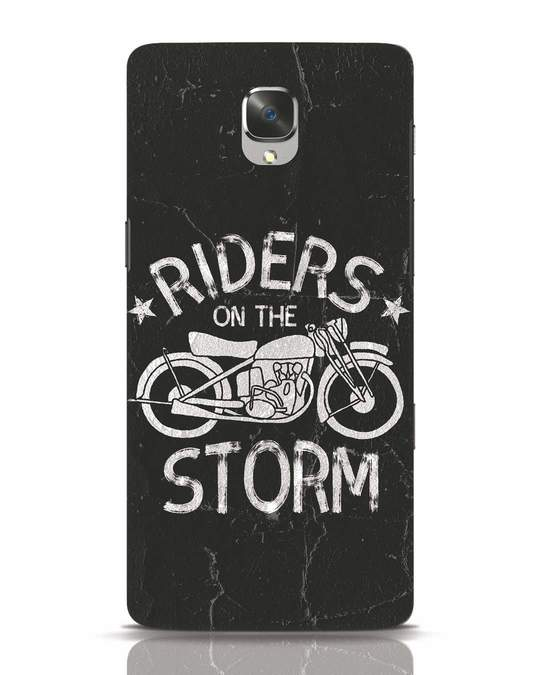 Shop Storm Rider OnePlus 3 Mobile Cover-Front