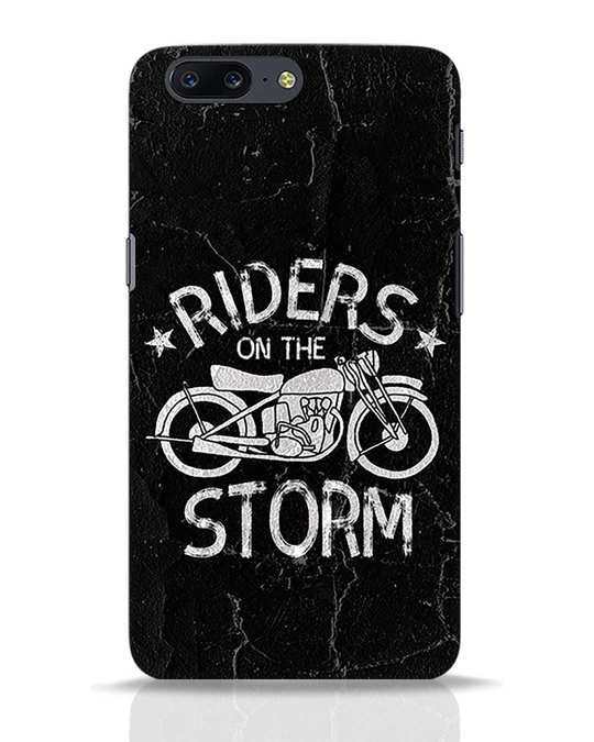 Shop Storm Rider OnePlus 5 Mobile Cover-Front