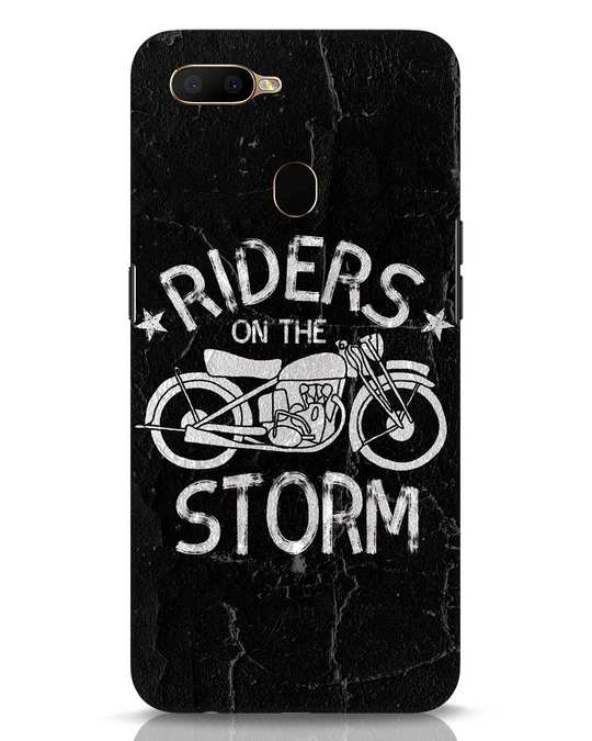 Shop Storm Rider Oppo A5s Mobile Cover-Front