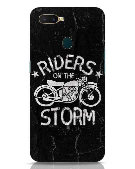 Shop Storm Rider Oppo A7 Mobile Cover-Front