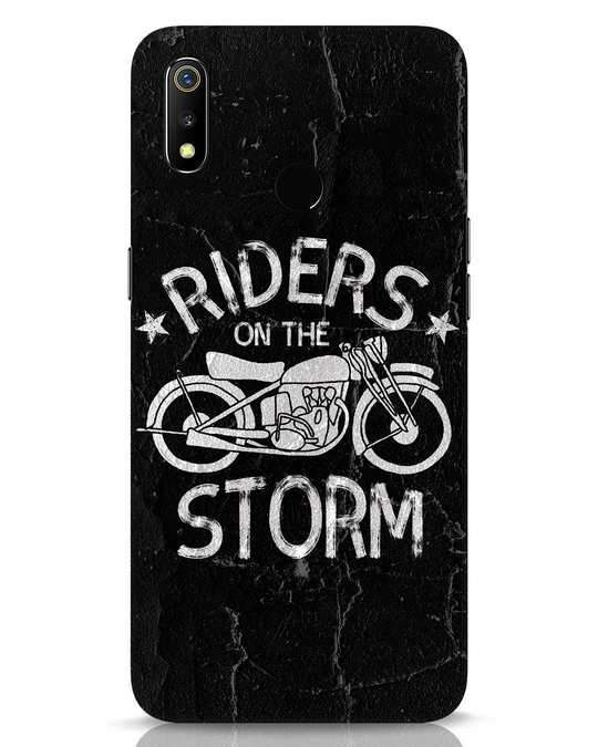 Shop Storm Rider Realme 3 Mobile Cover-Front
